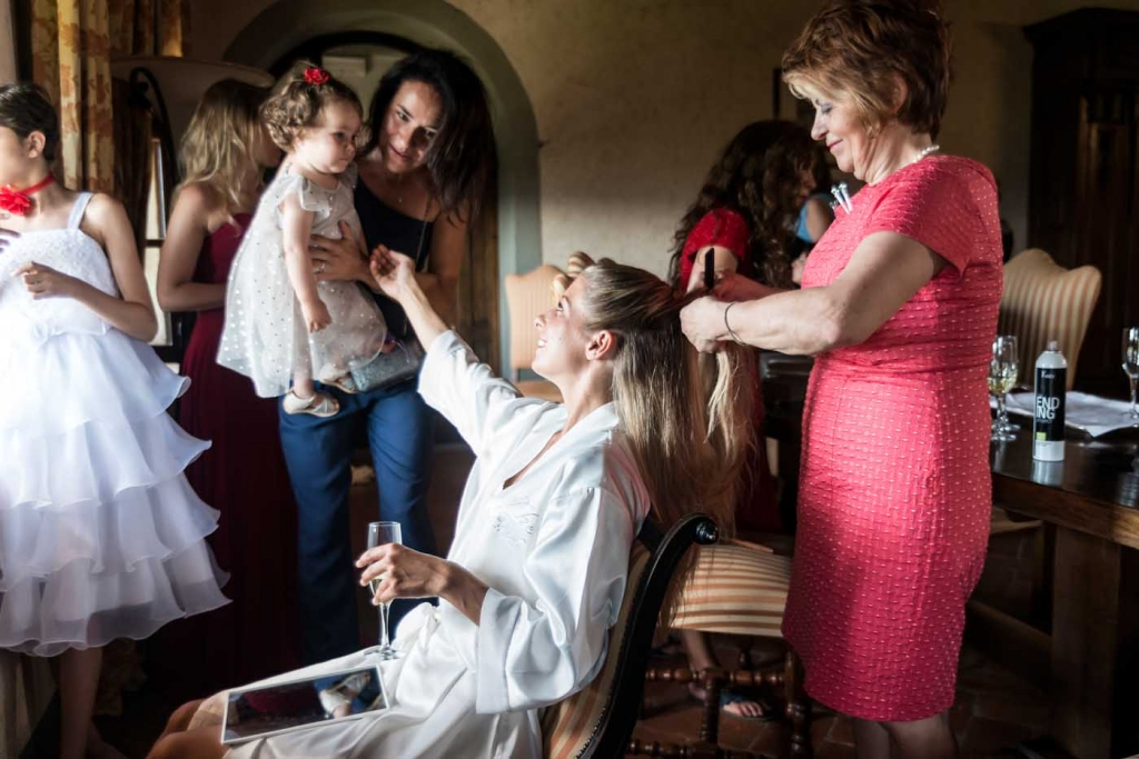 matrimonio Prato reportage